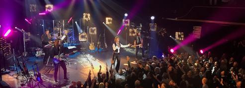Sheila au Casino de Paris : émotion pendant son hommage à Johnny Hallyday et Ludovic Chancel