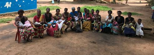 RDC : des centaines de milliers d'enfants souffrent de malnutrition