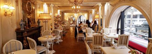 Café Pouchkine: la belle illusion du tsar-system