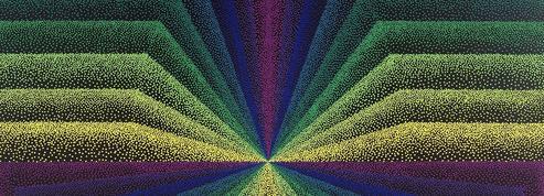 Visite virtuelle hypnotique de l'exposition de Julio Le Parc