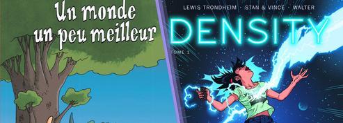 Lewis Trondheimattend le nouvel âge d'or de la bande dessinée