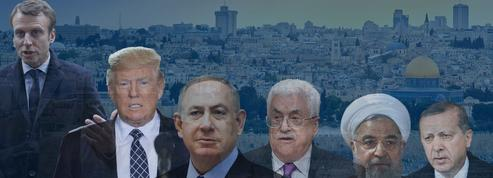 Jérusalem : la riposte diplomatique