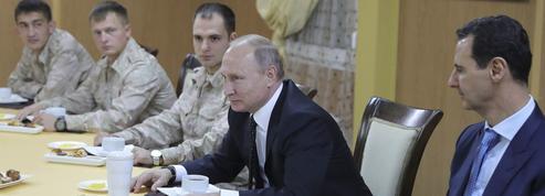 «En Syrie, Poutine n'est pas le seul à décider»