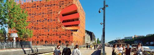 Lyon Confluence, 150 hectares de rénovation urbaine