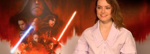 Daisy Ridley: «Les Derniers Jedi ,un tournage dur que je ne risque pas d'oublier»
