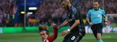 Joueur français de l'année : Benzema absent du Top 5 de Griezmann