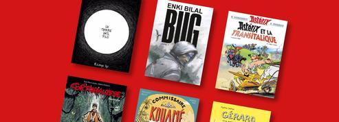 Les bandes dessinées les plus marquantes de l'année 2017