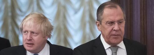 Échanges cordiaux et moqueurs entre Londres et Moscou