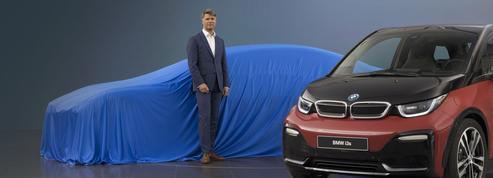 BMW : une nouvelle plateforme en vue de l'électrification