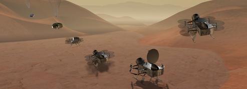 La Nasa choisit Titan et une comète, mais oublie encore Vénus