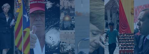 International : les 10 dates qui ont marqué 2017