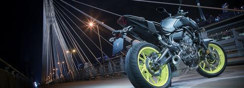 En 2017, les grosses motos se sont bien vendues