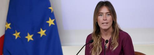 Maria Elena Boschi, la ministre italienne au cœur d'une polémique bancaire