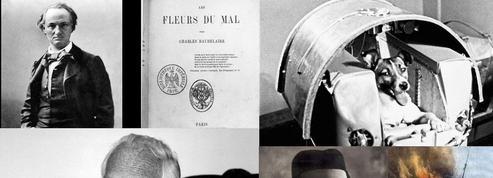 L'année 2017: douze mois d'archives du Figaro