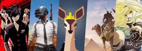 Jeux vidéo : nos coups de coeur de l'année 2017