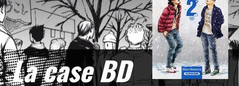 La case BD : Les Vacances de Jésus & Bouddha ou deux divinités dans la ville