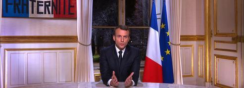 Ce qu'il faut retenir des premiers vœux aux Français d'Emmanuel Macron