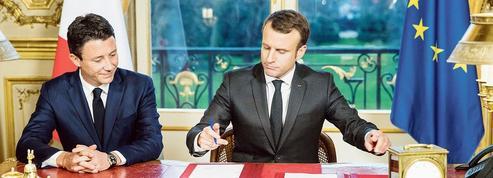 Emmanuel Macron veut accélérer le rythme des réformes dès le début 2018