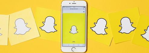 La soirée de fin d'année de Snapchat censurée sur Snapchat