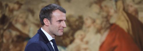 Les confidences d'Emmanuel Macron en marge de ses vœux à la presse