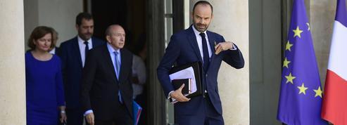 Séminaire de rentrée : Édouard Philippe compare son gouvernement à un «orchestre»