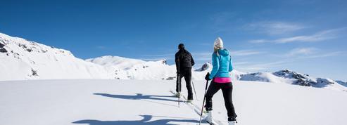 Crans-Montana crée la surprise avec 15 pistes de ski de randonnée