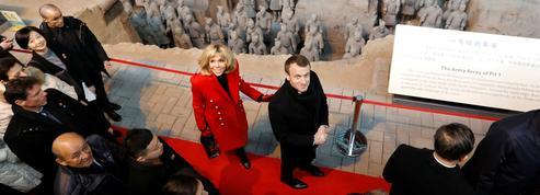 Macron en Chine, sur la nouvelle route de la soie