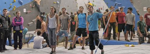Escalade: le sport qui monte en ville