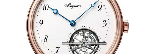 Breguet: less is more