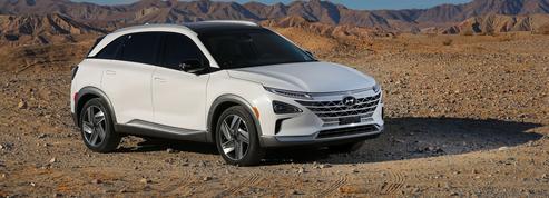 Hyundai Nexo, le pari de l'hydrogène