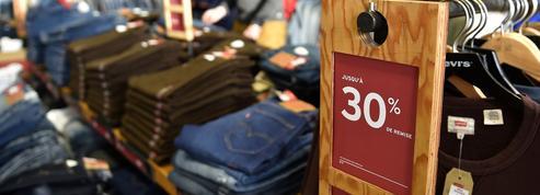 Consommation : pourquoi les Français boudent les vêtements