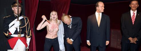 La Femen qui avait décapité la statue de Poutine au musée Grévin sera rejugée