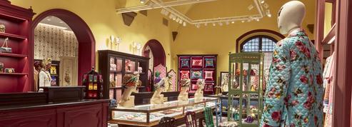 Le jardin des merveilles de Gucci