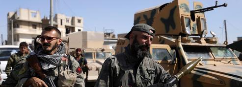 Les États-Unis forment 30.000 alliés dans le nord de la Syrie