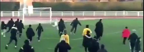 Coupe Gambardella : un arbitre et des joueurs agressés lors du match Amiens-Saint Denis