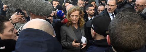 Nicole Belloubet face à la colère des gardiens de prison