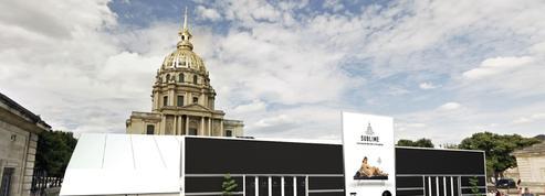 Un salon pour sublimer Paris