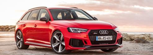 Audi RS4 Avant, la preuve par six