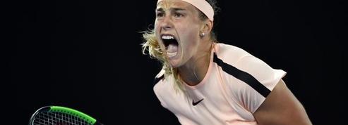 La joueuse de tennis Aryna Sabalenka moquée par le public australien pour ses cris