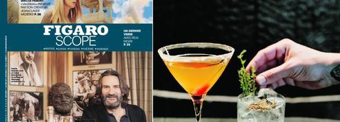 Paris: Frédéric Beigbeder au bar Hemingway... ou le Ritz façon Cocktail Molotov !
