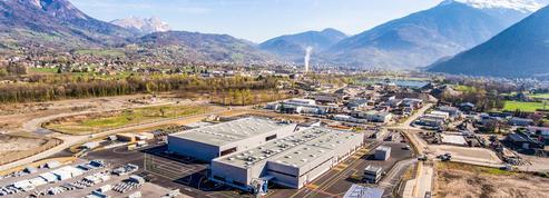 Poma inaugure une nouvelle usine en France