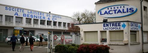 Lactalis : inquiets, les producteurs de lait obtiennent des garanties