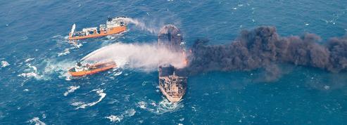 Marée noire en mer de Chine: de graves risques écologiques