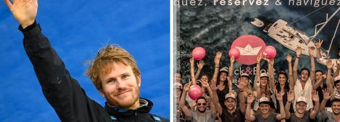 Le navigateur François Gabart investit dans une start-up de location de bateaux en ligne