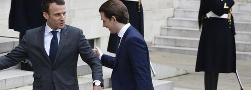 Emmanuel Macron et sa montre française à moins de 400 €