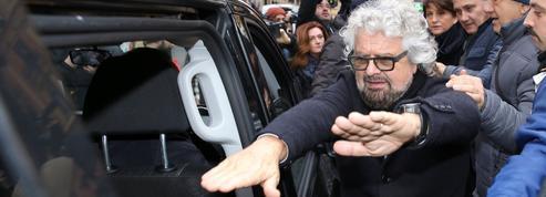 En Italie, Beppe Grillo prend ses distances avec le M5S