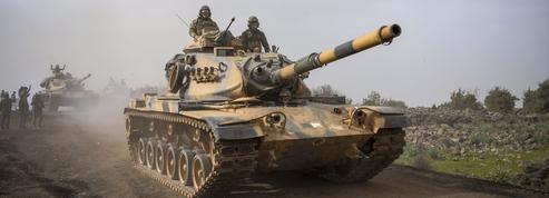 Syrie : l'offensive turque qui inquiète