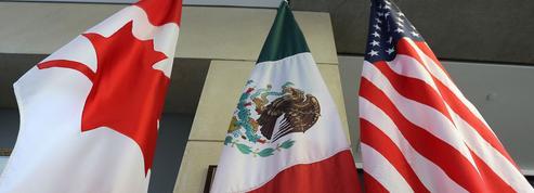 Les tractations sur l'accord de libre-échange nord-américain frôlent la rupture