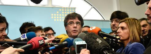 Madrid veut annuler la candidature de Puigdemont