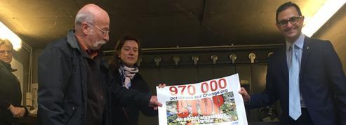 À Courbevoie, l'ONU soutient la récente loi contre le gaspillage alimentaire